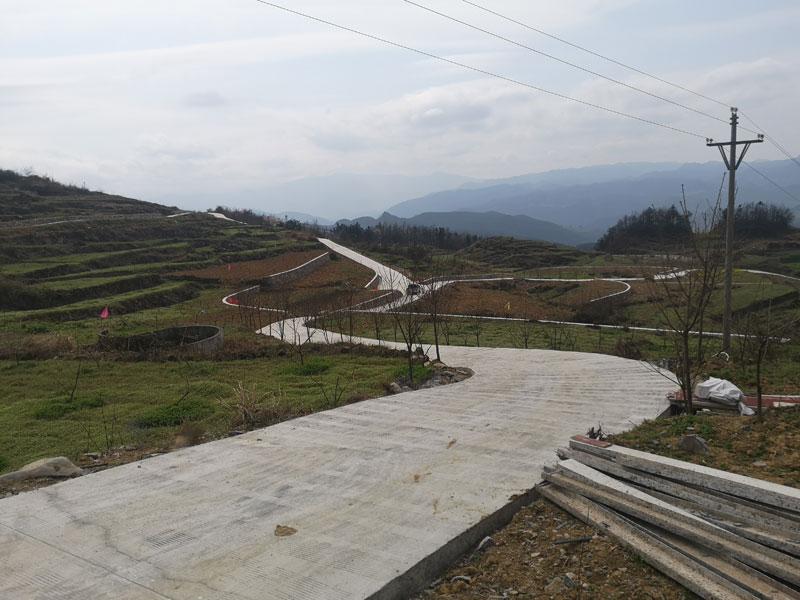 印江县2019年坡耕地水土流失综合治理必威体育平台足球