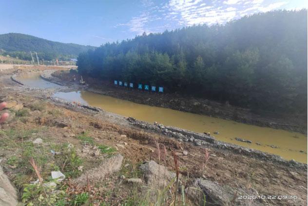 龙里县水系连通及农村水系综合整治试点县项目CⅡ标