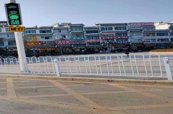 黔西创建文明城市补短板项目