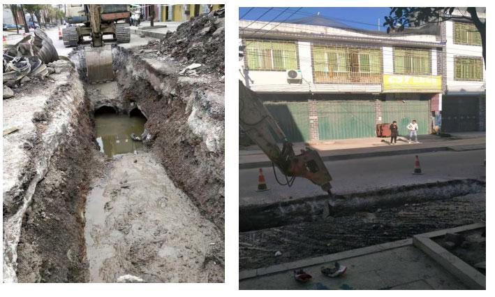 三都县周覃镇镇区污水管网改造必威体育平台足球